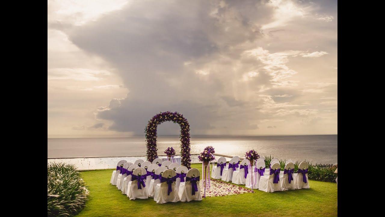 Смотреть онлайн: 18.11.2014, Свадьба на вилле Саши и Инны