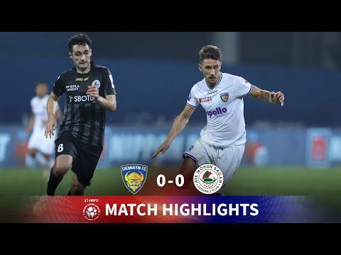 Highlights - Chennaiyin FC 0-0 ATK Mohun Bagan - Match 42   Hero ISL 2020-21