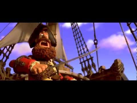 Piratas Pirados! | Trailer Dublado | 11 de maio nos cinemas