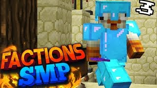 Minecraft Factions SMP S3 #3 - FUTURE ENEMY!?  (Private 1.8 Factions Server)