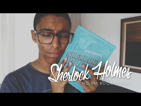 Um estudo em vermelho, do Arthur Conan Doyle | #SherlockNoUB