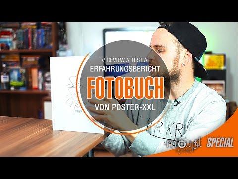 Test: Fotobuch von Poster-XXL (Erfahrungsbericht, Review) | Milou PD Special