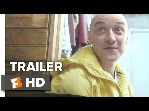 Split Official Trailer 2 (2017) - M. Night Shyamalan Movie