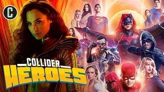 Wonder Woman 1984 Trailer is Totally Tubular; Crisis on Infinite Earths Begins! - Heroes by Collider
