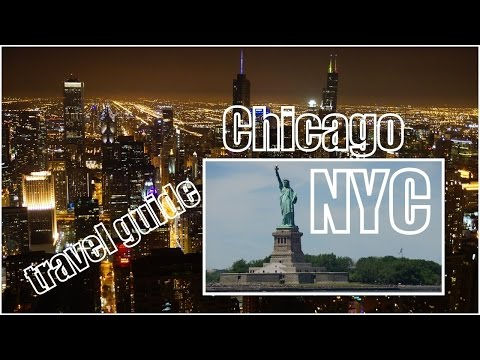 Visit America – New York & Chicago Top Attractions