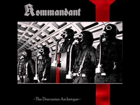 Kommandant - Victory Through Intolerance