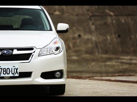 內斂休旅Subaru Legacy Wagon 2.5i