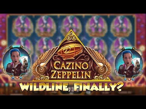 BIG WIN!!!! Cazino Zeppelin - Casino Games - bonus round (Casino Slots)