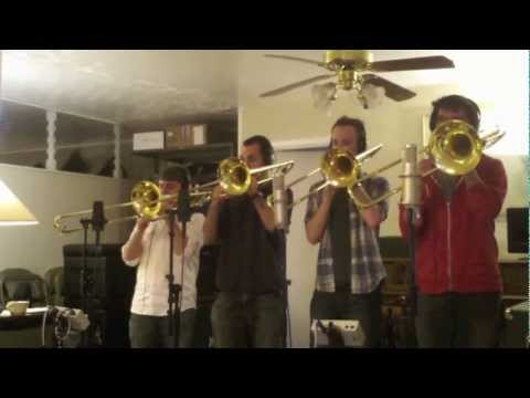 Carry On Wayward Son – Maniacal 4 Trombone Quartet