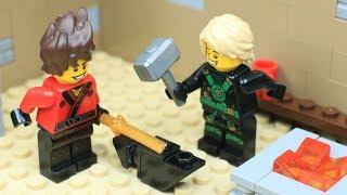 Video Brick Channel Lego Ninjago: How To Make A Ninja's Sword MP3, 3GP, MP4, WEBM, AVI, FLV Juni 2018
