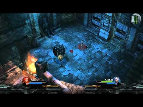 Let's Play Together Lara Croft and the Guardian of Light #006 [Deutsch] [HD] - Tödliche Piekser