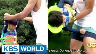 Video Goofy dad Donggook makes Daebak cry again [The Return of Superman / 2017.09.17] MP3, 3GP, MP4, WEBM, AVI, FLV November 2017