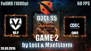 VG.P vs CDEC, game 2