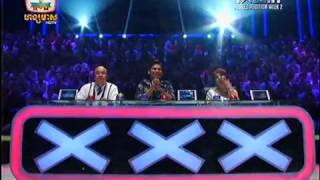 Khmer TV Show - Cambodia's Got Talent December 7, 2014