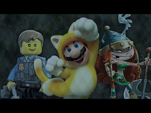 nominations - A quick rundown of this year's nominees for GameSpot's 2013 Game of The Year on the Nintendo Wii U. Visit all of our channels: Features & Reviews - http://ww...