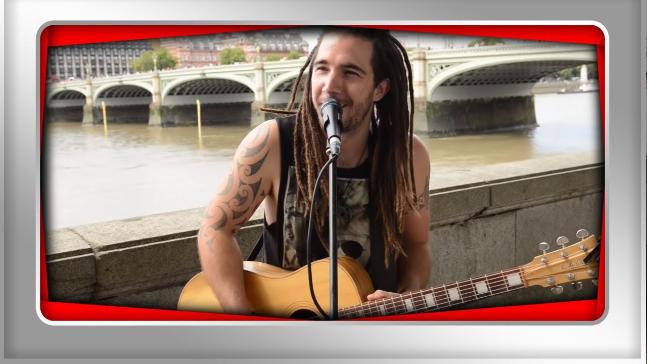 Wish You Were Here Acoustic Cover – Pink Floyd Guitar Street Performer PETAR CIROVIC live music