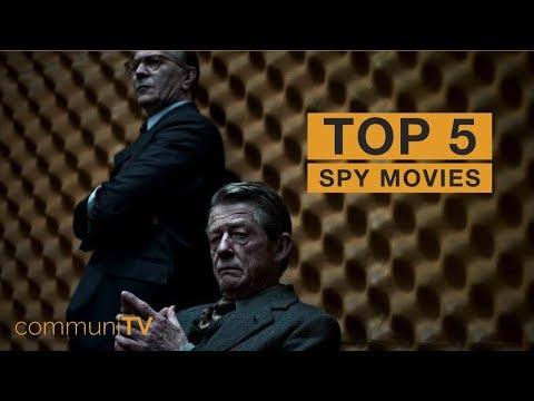 TOP 5: Spy Movies