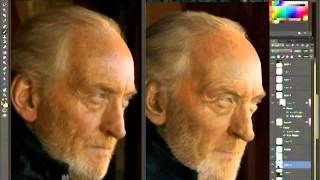 Tywin's Judgement Timelapse Digital Painting.