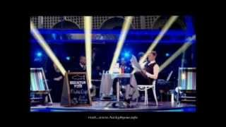 Nicky Byrne SCD Week 10 Fusion Samba/American Smooth (with rehearsals and Judges)