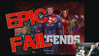 Video DC Legends IS A RIP-OFF!  Angry Rant! MP3, 3GP, MP4, WEBM, AVI, FLV Januari 2019