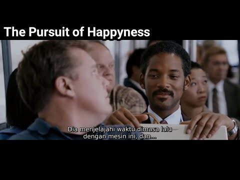 It is not a time machine - The Pursuit of Happyness