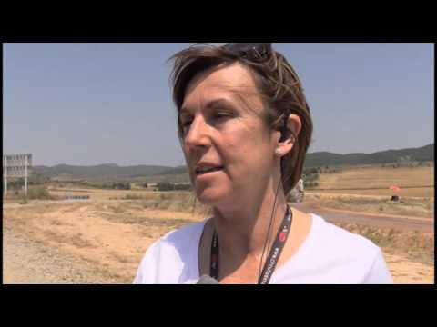 Entrevista Marisol Martín, Cto. Navarro Autocross