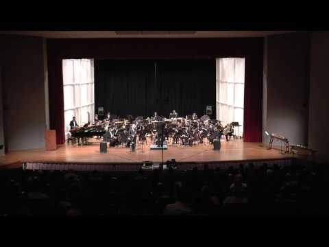 Evan Ziporyn - Drill (concerto for solo bass clarinet and wind ensemble)