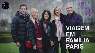 VLOG: VIAGEM EM FAMÍLIA // PARIS