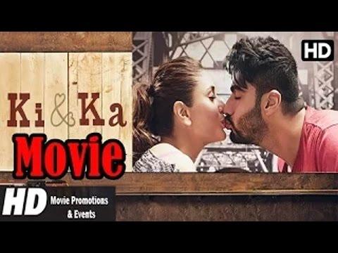 """""""Ki and Ka"""" Hindi Movie 2016│Full Movie Promotionas│Kareena Kapoor │Arjun Kapoor"""