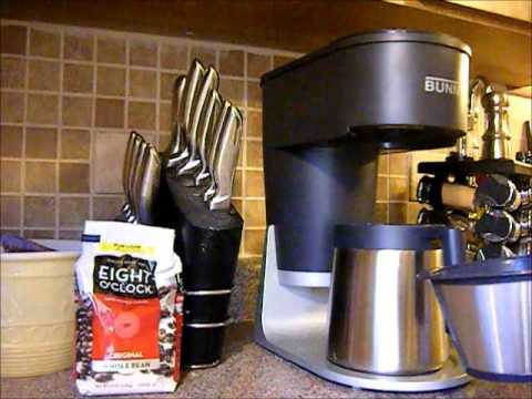 Bunn STX Coffee Maker Review