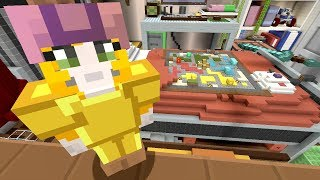 Minecraft Xbox - Distracted Challenge - Battle Mini-game