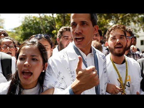 Φόβοι για εμφύλιο στη Βενεζουέλα