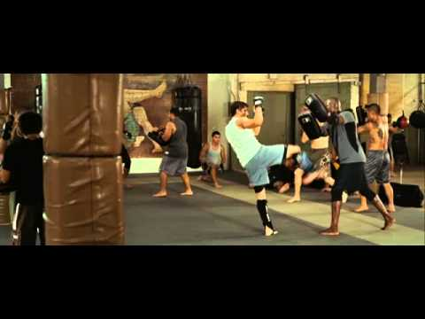 never back down training montage