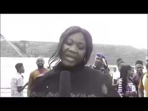 Mercy Johnson Okojie Speaks Ebira
