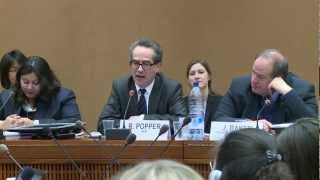 Forum on Business and Human Rights: Challenges to the business responsibility to respect - Part 1