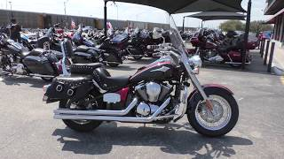 6. 021606 - 2008 Kawasaki Vulcan 900 Classic LT   VN900D - Used motorcycles for sale