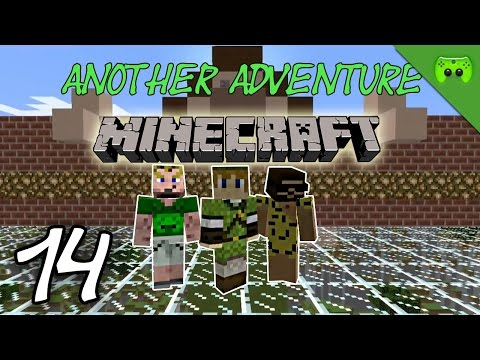 MINECRAFT Adventure Map # 14 - Another Adventure «» Let's Play Minecraft Together | HD