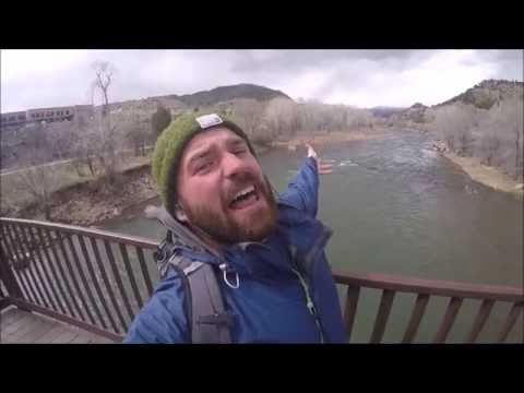 Highlights From a Man s 3 100 Mile Walk Across the