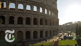 Rome Italy  city photo : What to Do in Rome, Italy | 36 Hours Travel Videos | The New York Times