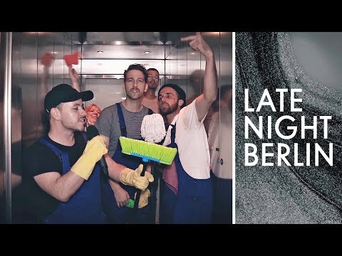 Ok Kid feat. Joko & Sabine - Frühjahrsputz | #LiftNightBerlin | Late Night Berlin