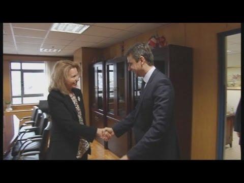 Επίσκεψη του Κυρ. Μητσοτάκη στο Ελεγκτικό Συνέδριο και στο γεν. νοσοκομείο Γ.Γεννηματάς»