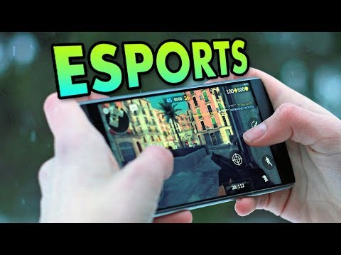 Top 10 Online Multiplayer ESports Games on Android - iOS