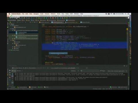 4 - مناقشة اسبوعية || تعلم برمجة اندرويد || Android Sqlite Database
