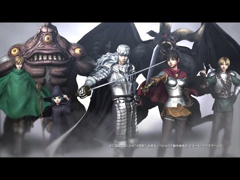 berserk: musou (ps4) - official trailer 3