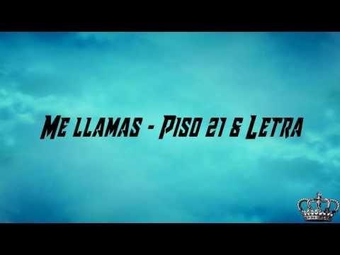 Me llamas_Piso 21 (Feat. Maluma)