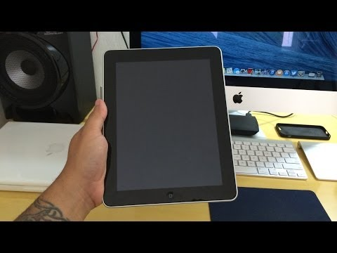 OVERVIEW: Apple iPad (1st Gen)