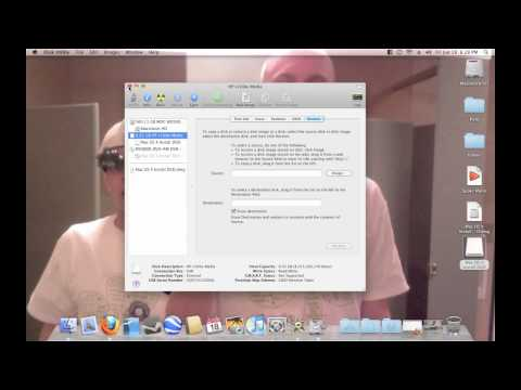 how to install os x on pc with usb