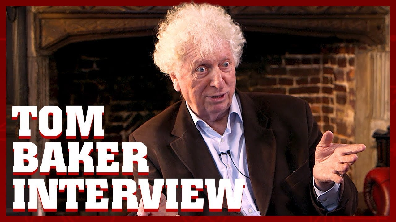 WATCH: Tom Baker talks about being The Fourth Doctor
