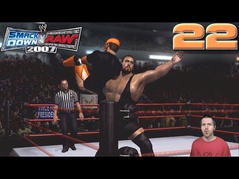 WWE SmackDown vs. Raw 2007 (SD Side): Season Mode #22 (FINAL)
