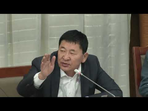 Б.Дэлгэрсайхан: Танхимын тэргүүнийг танхимын шүүгч нар дотроосоо нууц санал хураалтаар сонгох нь зүйтэй